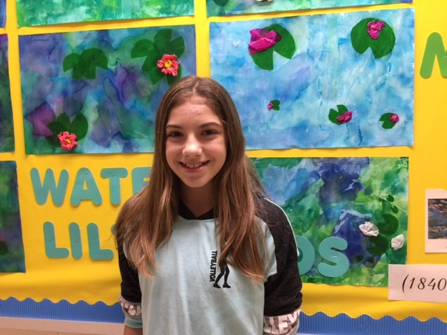 JAG Middle School Student Spotlight