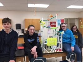 STEM Activity - Paper Roller Coasters