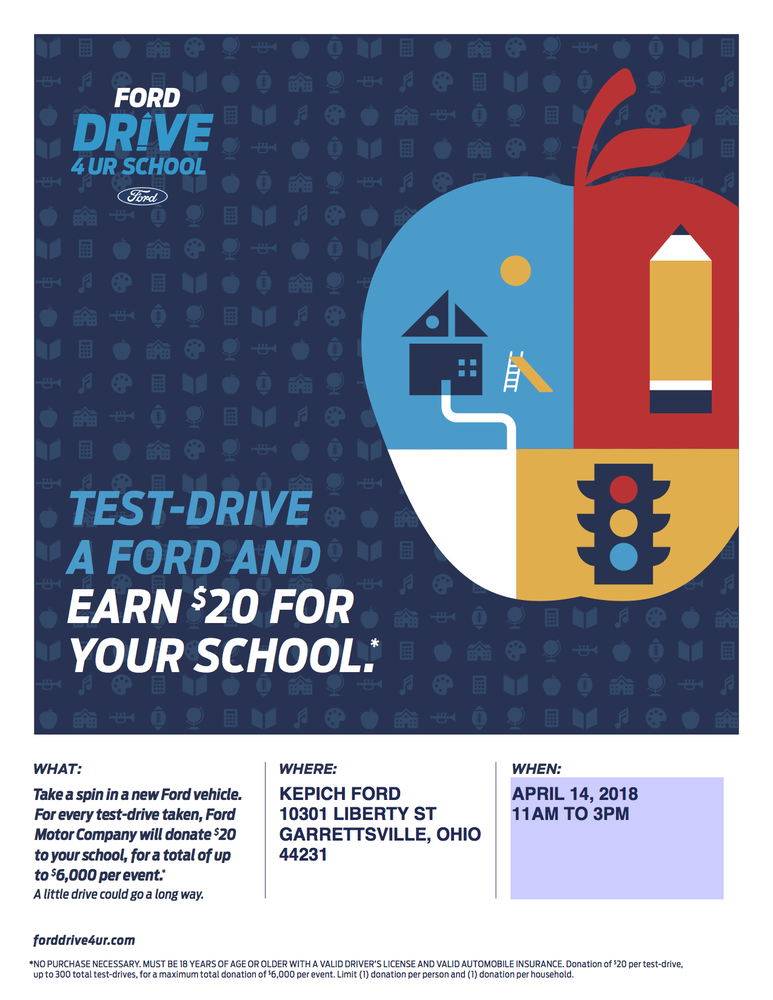 Test Drive a Vehicle for JAG Arts!