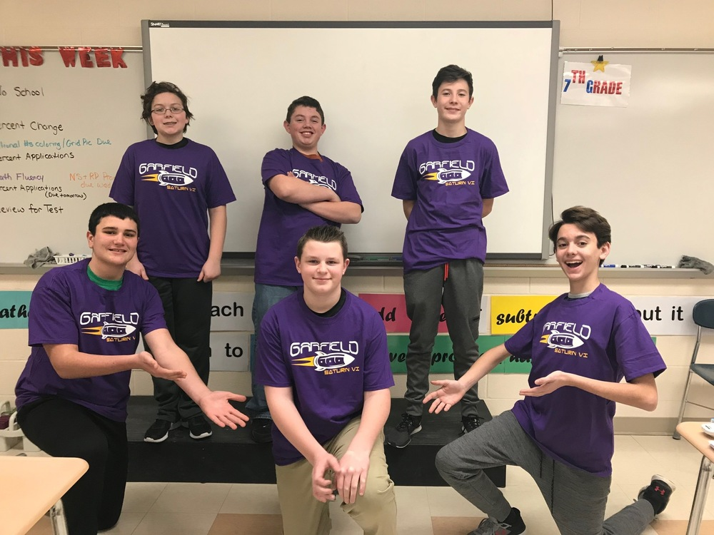 Lego Team Advances to District Competition