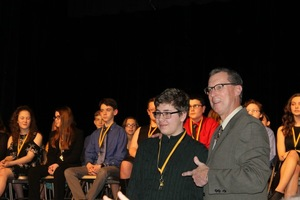 National Beta Club Inducts 35 New Members