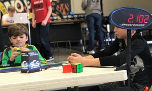 JAG Students Excel at Speedcubing Competition