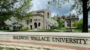 Simeon Brown Excelling at Baldwin Wallace