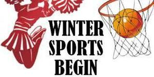 It's winter sports season! Go G-Men!