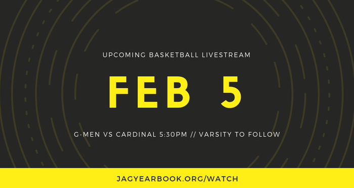 February 5 Basketball Livestream